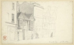 The Blue Boar, Cambridge, 1824